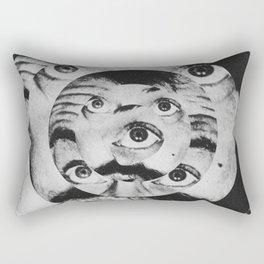 CRAZY: Rectangular Pillow
