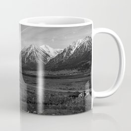 Black and White Nevada Coffee Mug