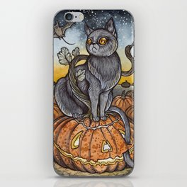 All Hallows Eve iPhone Skin