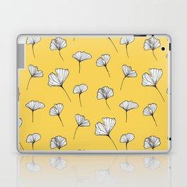 Ginkgo Biloba Leaves Pattern #society6 #decor #buyart Laptop & iPad Skin