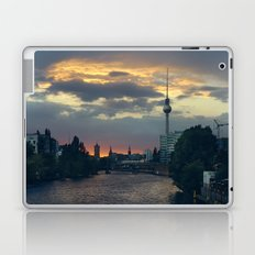 Berlin Red Laptop & iPad Skin