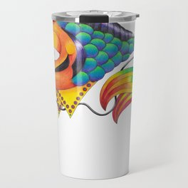 El-Fish Presley Travel Mug