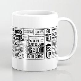 Verge Graphic Coffee Mug