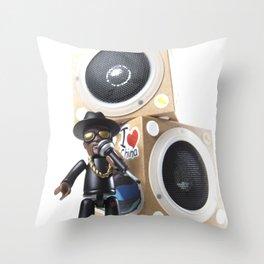 toy 3 Throw Pillow