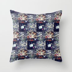 Lover's Locks 1: Will You Marry Me, She Said Yes Throw Pillow