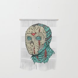 Undead Jason Wall Hanging