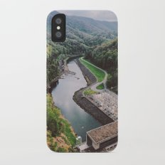 Fontana Dam • Appalachian Trail Slim Case iPhone X