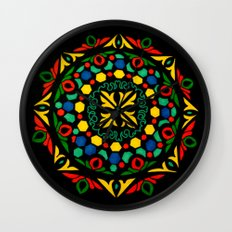 Dala 1 Wall Clock
