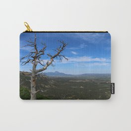 Overlooking The Valley Carry-All Pouch