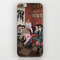 shinee iPhone & iPod Skins featuring SHINee by Felicia