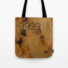Numeric Values: Gold Standard Tote Bag