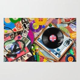 Viva le Vinyl Rug
