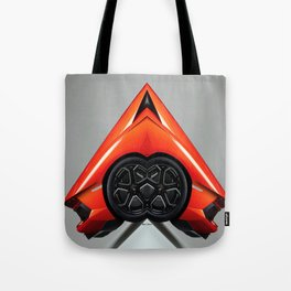 Uber Ride Of The Future Tote Bag