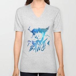 Bang Unisex V-Neck