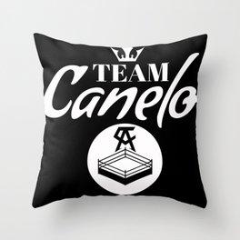 Cancelo Boxing Shirt Throw Pillow