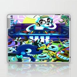 Animal Crossing DJ KK Slider Laptop & iPad Skin