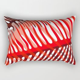 Fish bones Rectangular Pillow