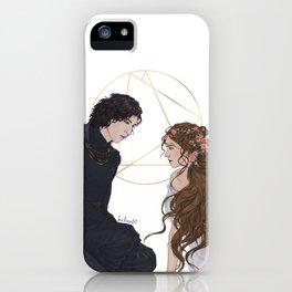 my pulse iPhone Case