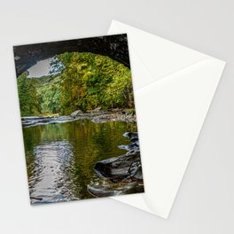 Under the Stone Bridge Stationery Cards