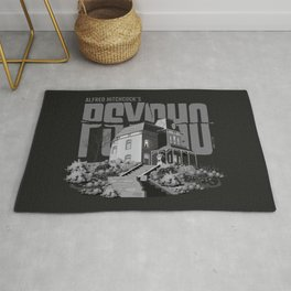 Psycho House w/ Title Rug
