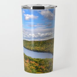 """Lake of the Clouds"" Travel Mug"