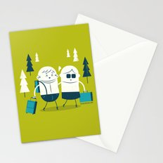 :::Excursion time::: Stationery Cards
