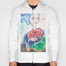 painted lady Hoody