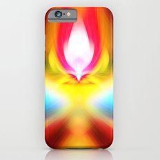 When the sands of time find you dawdling...falling into colour is easy Slim Case iPhone 6s