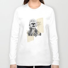 Kate Moss Long Sleeve T-shirt