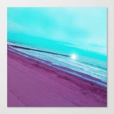 SEA ABSTRACTION Canvas Print