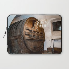 Wine Barrel Laptop Sleeve