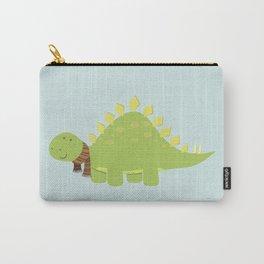 ScarfTegosaurus Carry-All Pouch