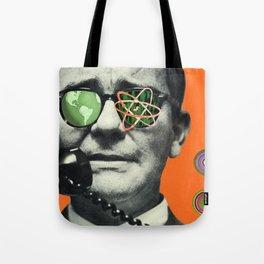 Atomic Eye Tote Bag