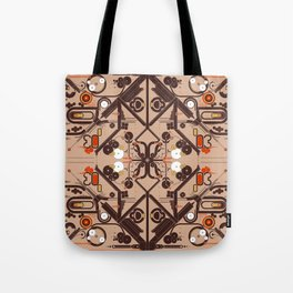 The Blow up Tote Bag
