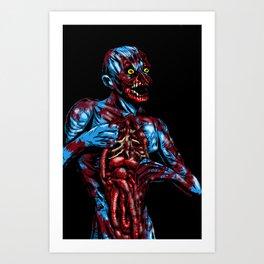 CADAVER Art Print