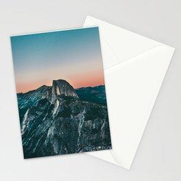 Glacier Point Stationery Cards