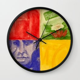When All Else Fails Wall Clock