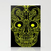 devil Stationery Cards featuring Devil by Littlefox