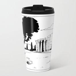 Temple of Zeus Travel Mug