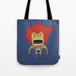 Screaming Lion-O Tote Bag
