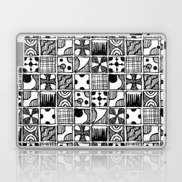 Squares Laptop & iPad Skin