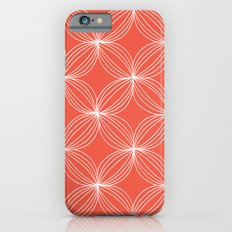 Star Pods - Coral iPhone 6s Slim Case