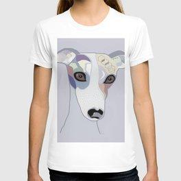 Whippet in Denim Colors T-shirt