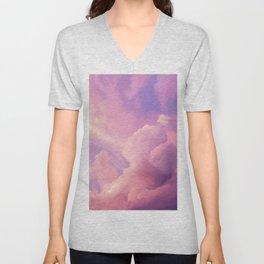 Clouds 1 Unisex V-Neck
