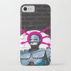 Robocop In Love Slim Case iPhone 7