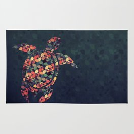 The Pattern Tortoise Rug