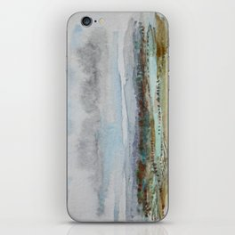 Blackthorn Vale From Thomson's Mere iPhone Skin