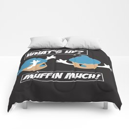 Muffin Much! Comforters