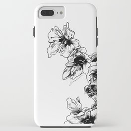 Flower Obssesion W iPhone Case
