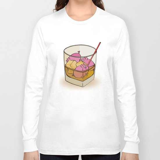 Pickle Pigs Too Long Sleeve T-shirt